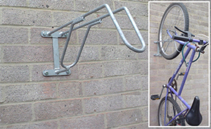 Wall Cycle Bike Bicycle Hanging Brackets